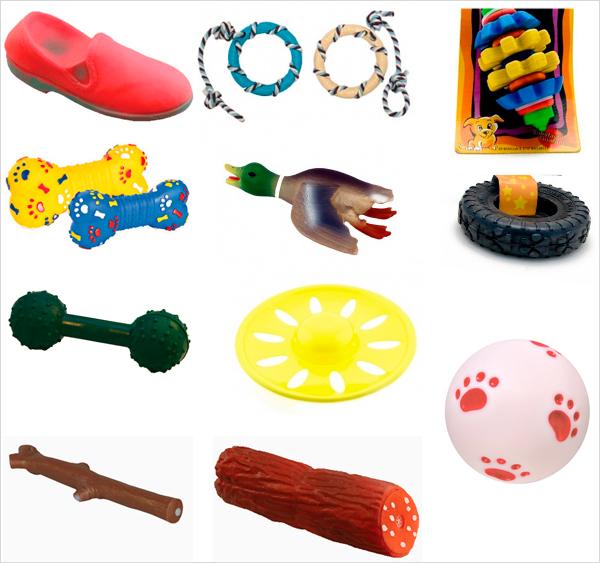 Игрушки для собак.