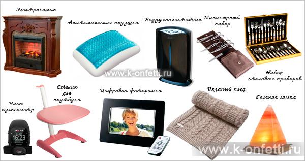Подарки для женщин Тельцов.