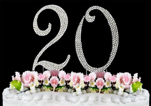 Двадцатая годовщина свадьбы.