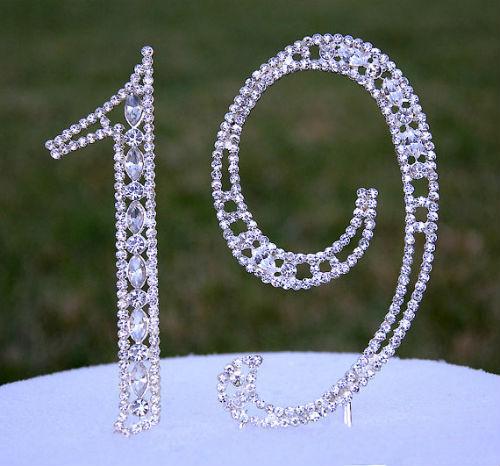 19-ая годовщина свадьбы.
