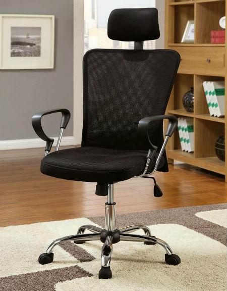 Удобное компьютерное кресло.