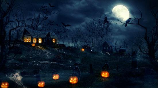 Что подарить на Хэллоуин.