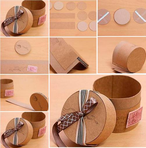 pkorobka Как упаковать подарок своими руками в бумагу или коробку. Идеи Фото