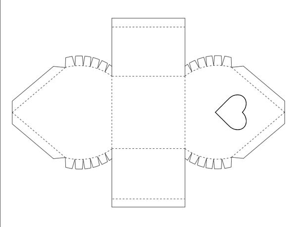 podarochnay-korobka-svoimi-rukami-6 Как упаковать подарок своими руками в бумагу или коробку. Идеи Фото