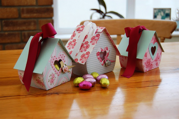 podarochnay-korobka-svoimi-rukami-8 Как упаковать подарок своими руками в бумагу или коробку. Идеи Фото