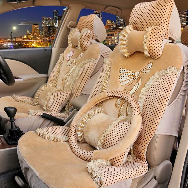 Мягкие чехлы в автомобиль - свежо и оригинально!