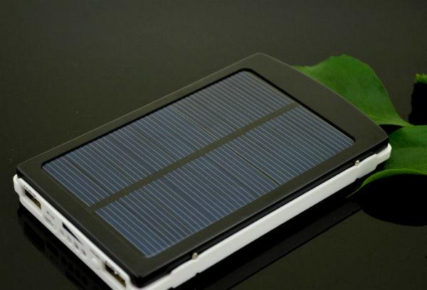 Зарядное устройство от солнечной батареи.