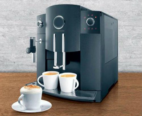 Можно порадовать себя кофемашиной.