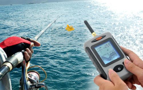 Эхолот точно понравится рыбаку.