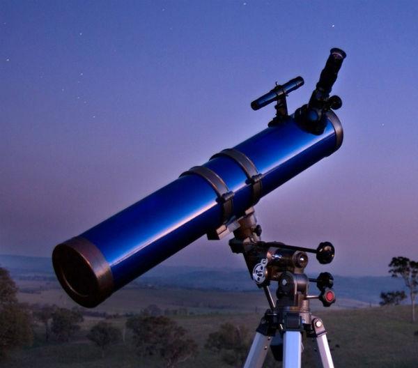 Телескоп послужит замечательным подарком.