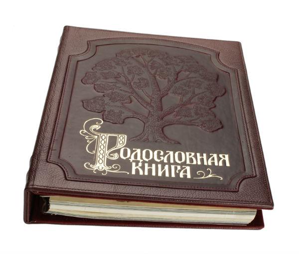 Родословная книга послужит очень удачным презентом.