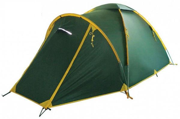 Палатка будет весьма кстати.