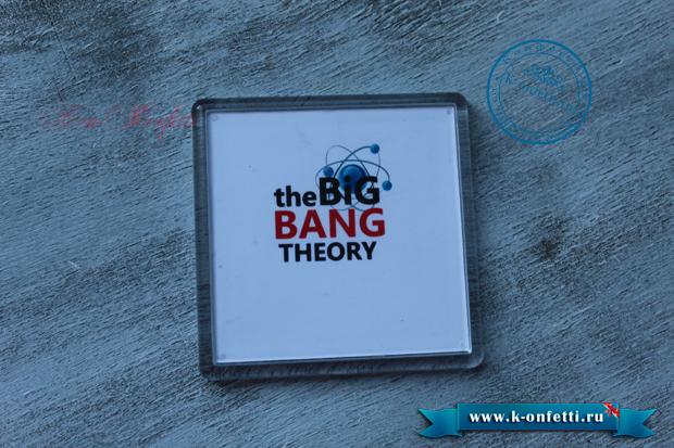 Подарки по мотивам сериала «Теория Большого Взрыва» своими руками