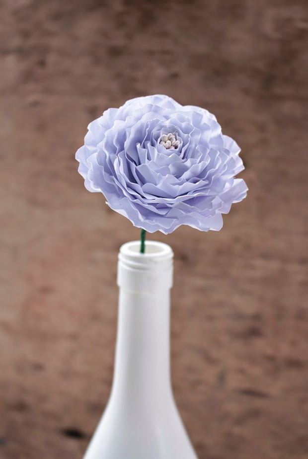 Более 20 примеров элементарного создания красивых цветов из бумаги