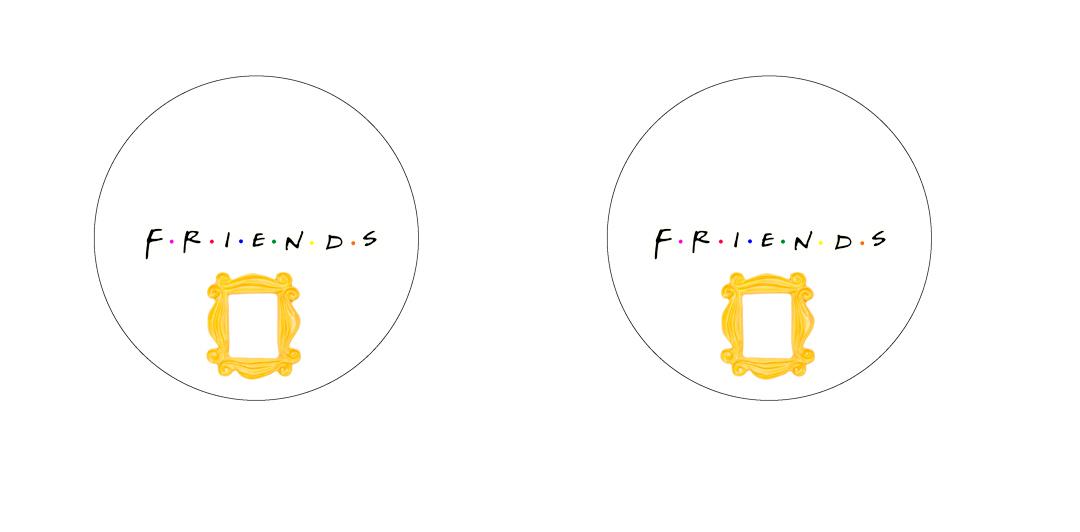 Классные подарки по мотивам сериала «Друзья» своими руками