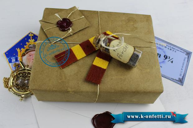 Подарок в стиле гарри поттер 81