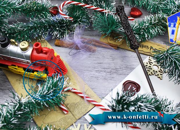 Елочные игрушки в стиле Гарри Поттера своими руками (15 идей)