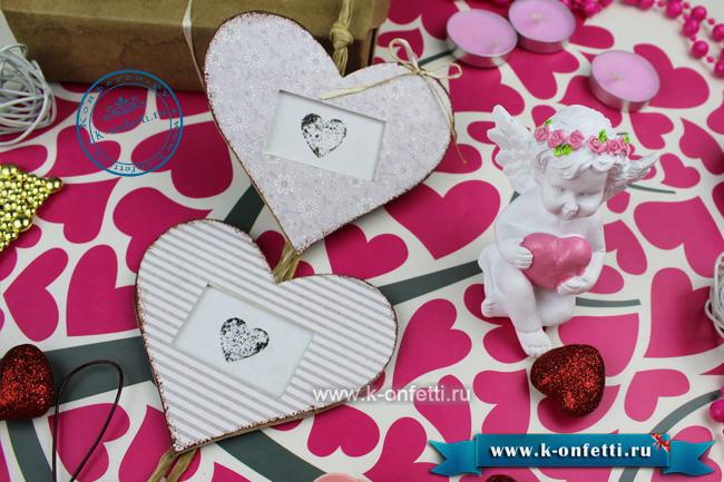 Как сделать подарки на День Всех Влюбленных (5 идей)