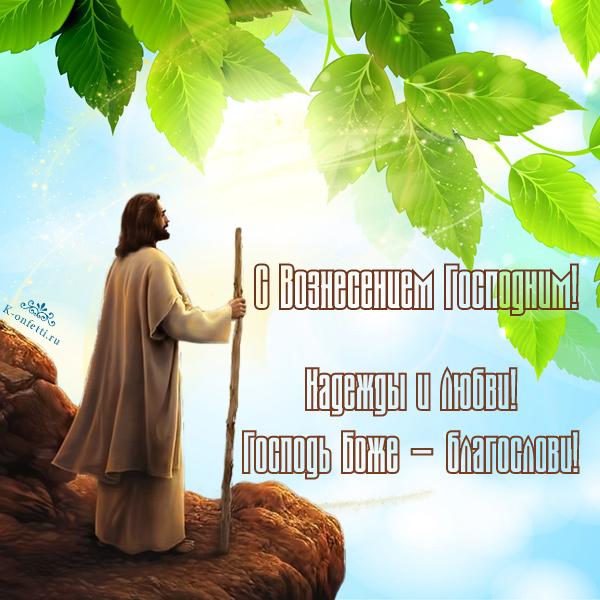 С Вознесением Спасителя!