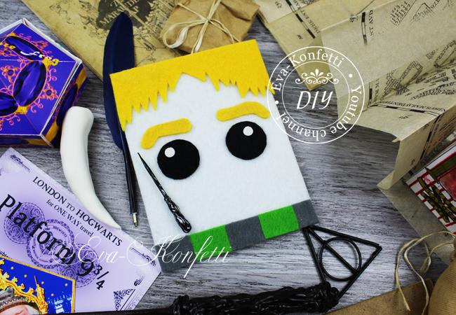 Как сделать подарки в стиле факультета Слизерин из Гарри Поттера