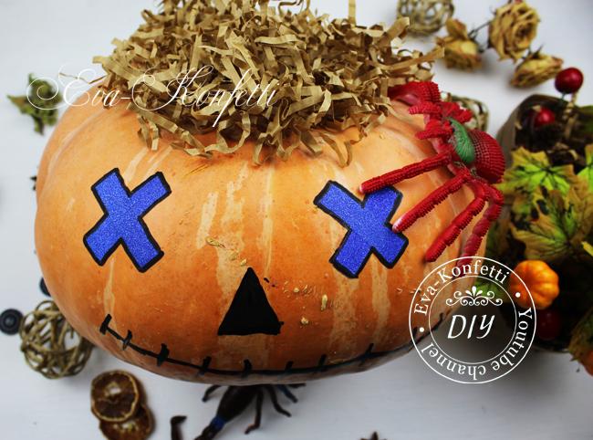 10 крутых идей декора на Хэллоуин своими руками от Eva-Konfetti