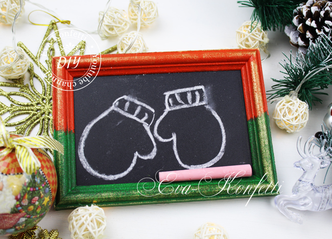 Как сделать подарки на Новый год своими руками (Новогодний бокс 10 идей)