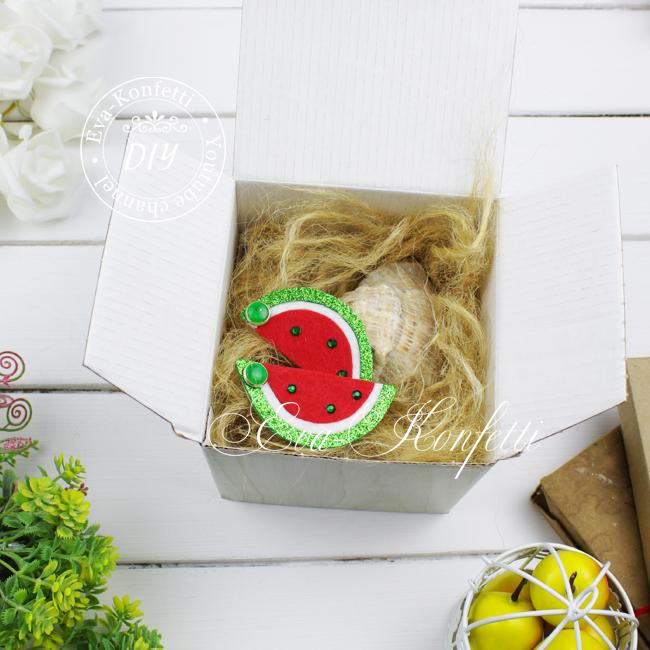 20 идей: как сделать наполнитель для коробки с подарком своими руками