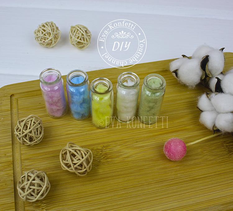 Как сделать бархатистую пудру - флок своими руками (любого цвета)