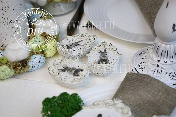 Необычные декоративные Пасхальные яйца своими руками (мастер-класс)