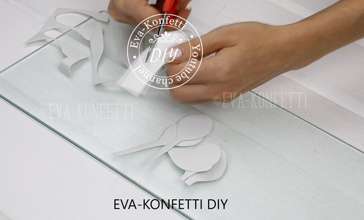 Как сделать красивые крокусы из фоамирана своими руками (мастер-класс)